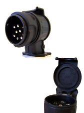 Anhänger Kurz-Adapter 7 auf 13 polig 13/7 Adapterstecker Anhängeradapter NEU