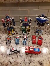 Vintage  Transformers and Go-Bots lot