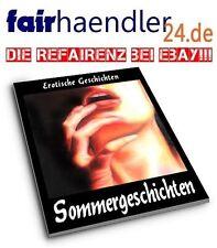 SOMMERGESCHICHTEN 32 erotische Stories eBook PDF Sexualität + Aktfotos GEIL MRR