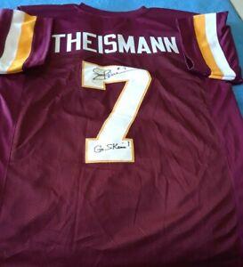 Joe Theismann signed jersey