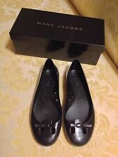 Scarpe Donna Ballerine MARC JACOBS N. 36 In PVC Nero