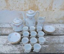 Antique 1900 old French coffee or tea set