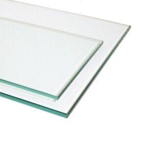 Glas nach Maß Floatglas  2 - 6mm Zuschnitt Glasplatte Glasscheibe Wunschmaß NEU