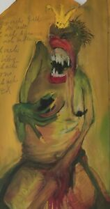 Signed Beg Dated 91 - Die Froschprinzessin