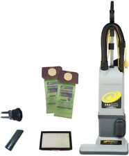 ProTeam ProForce 1500XP Bagged Upright Vacuum Cleaner new!!!!