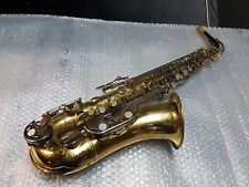 RENE DUMONT ALTO SAX / ALT SAXOPHONE - made in GERMANY