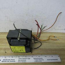 TRANSFORMERS POWER 700VCT@90mA 5V@2A 6.3VCT@ 3A STANCOR PC-8409 HAM RADIO