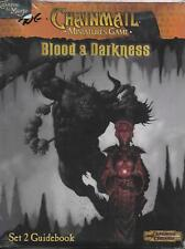 CHAINMAIL Miniatures Games - Blood & Darkness NEW