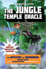 The Jungle Temple Oracle: The Mystery of Herobrine: Book Two: A Gameknight999 Ad