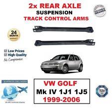 2x Eje Trasero Brazos de control Suspensión para VW GOLF MK IV 1j1 1j5 1999-2006