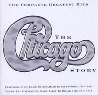 Chicago - Greatest Hits: The Chicago Story - Com Nuevo CD