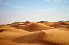 Sand Dunes Desert Sky High Quality WALL PRINT PREMIUM LARGE POSTER  91X61CM
