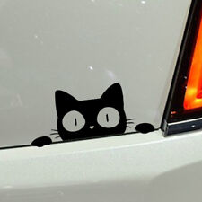 Auto Car/Window Vinyl Decal Sticker Decals Decor CT062 Surprise Cat For