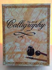 The Art of Ð¡Alligraphy craft box set - Top That-2003