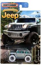 2016 Matchbox Jeep Anniversary Edition Jeep Willys