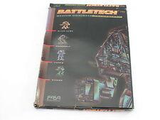 Battletech 1662 medio omnimech techprints Completo Fasa en Caja