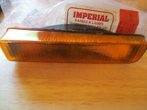 IMP1318 New Imperial Front In Bumper Indicator Ford Fiesta  MK2