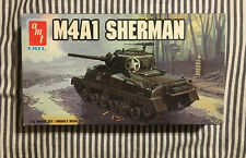 #8639 New AMT- M4A1 Sherman 1:72  Sealed.  #A14