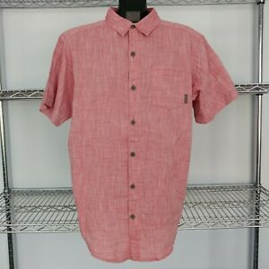 NEW! Columbia Under Exposure SS Shirt - Men's Sizes S-XXL, Blue/Green/Grey/Red