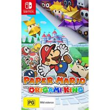Paper Mario: The Origami King - Nintendo Switch - BRAND NEW