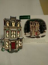 Department 56 Hale And Hearty House England Village Series