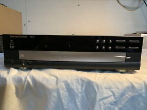 Harman Kardon DVD50 CD 5 Disc Changer Player MP3 Progressive Bundle With Remote