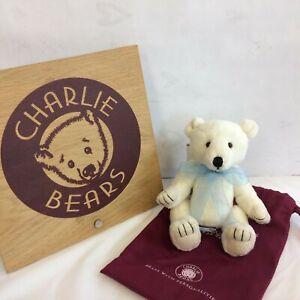 Charlie Bears Jollies Plush Bear - BNWT - OFFICIAL STOCKIST