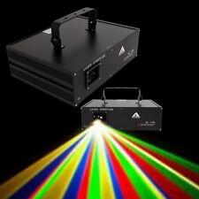 1500mW RGB DMX512 Stage Light Lighting Full Color Animation Laser Projector DJ