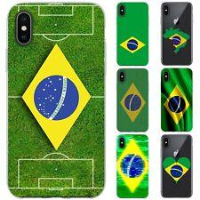 Dessana Brasil TPU Funda Protectora Silicona Carcasa para Móvil Apple