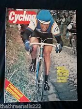 CYCLING - PETERBOROUGH INTERNATIONAL - APRIL 14 1984