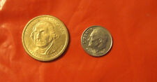 2007 P George Washington 1st Presidential $1dollar USA Coin