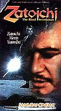 Zatoichi Meets Yojimbo (VHS, 1999) w/liner notes insert 2.0:1 ratio