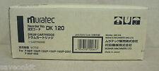 Genuine Muratec DK120 Black Toner Cartridge For F95, F98, F100, F120, F150, F160