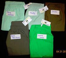 New Scrubeez Women's Cargo Pants Scrubs Medical Uniform Nursery Sz XS Regular