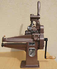 Landis Model 25 5 In 1 Bench Top Leather Machine A Perfect Useable Shoe Repair