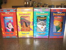 NIB Vintage Disney's Pocahontas collectible drinking cups from 1995 set of 4