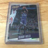 2017-18 Panini Prestige Horizon #59 Buddy Hield Card Sacramento Kings