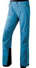 NEW Dynafit Mercury Durastretch Softshell Blue Womens XS,S,M,L Ski Pants Ret$230