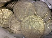 (20) 1921-D - ONLY Denver Minted Morgan Silver Dollar  Last Year Entire ROLL