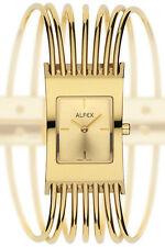 Alfex Damenuhr 5580/379 Quarz Schweizer Qualität UVP 265 EUR