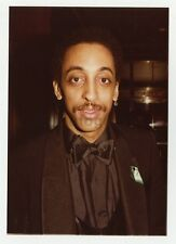 Gregory Hines - Vintage Candid Photo by Peter Warrack - Previously Unpublished