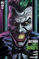 Batman Three Jokers #2 Premium Variant Behind Bars NM