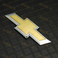 For 2014-2018 Chevy Chevrolet Impala Rear Trunk Tailgate Bowtie Emblem Gold