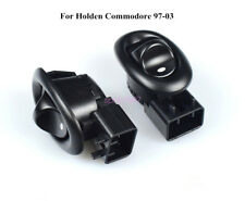 Pair Rear Electric Power Window Switch For Holden Commodore VT VX VU VY VZ Black