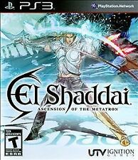 El Shaddai: Ascension of the Metatron  --  Sony PlayStation 3 Game Disc Only PS3