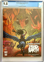 Wonder Woman Dead Earth #4 Daniel Warren Johnson Variant CGC 9.8 DC Comics