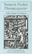 Tarascon Pocket Pharmacopoeia for Nurses, 2012 Edition-ExLibrary
