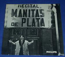 MANITAS DE PLATA RECITAL 1968 UK LP PHILIPS SBL 7844