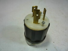 Leviton 2611 Locking Plug 30 Amp 125V ! WOW !
