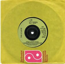 """The O'Jays - Sing A Happy Song  (7"""" Single 1979)"""